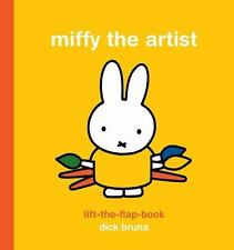 Miffy the Artist by Dick Bruna (2016, Board Book)
