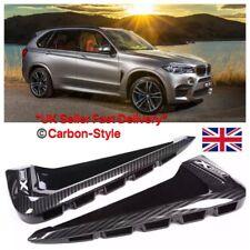 BMW F15 X5 F85 X5M SUV 2014+ - xDrive fibre de carbone Side Fender Vent
