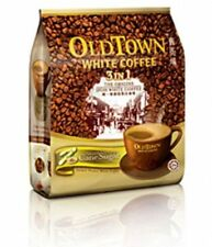 Sale : 10 x OLDTOWN OLD TOWN White Coffee 3 in 1 NATURAL CANE SUGAR UPS