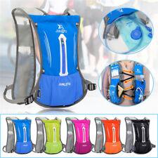 2L Water Bladder Bag Sport Backpack Hydration Packs vest Hiking Camping