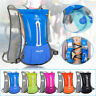 2L Water Bladder Bag Sport Backpack Hydration Packs vest Hiking Camping