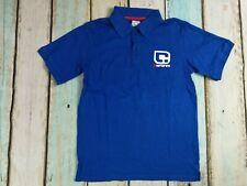 Carbrini Boys Royal Blue Short Sleeved Polo Shirt Age 12-13 Years