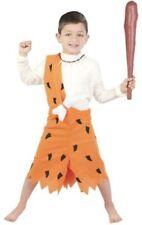 Costumi e travestimenti vestiti arancioni senza marca per carnevale e teatro per bambini e ragazzi