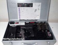Roller Li-Ion Plus Akku Pressmaschine mit 4 TH Rems Pressbacken  Pressfittinge