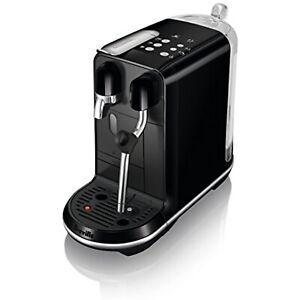 Breville Nespresso Creatista Uno Single Serve Espresso Machine - Black Sesame