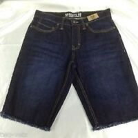 SHORTS DENIM MENS SIZE 38~ 4 POCKET & COIN POCKET BY ROUTE 66 NEW  FREE SHIPPING