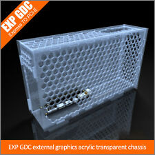 Honeycomb Protector Case Box For EXP GDC Beast External Independent Video Card