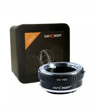 K&F Concept MD-NEX Adapter Minolta MD to Sony NEX / E Mount Adapter (KF06.073)