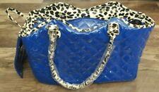 New listing New Blue Sweet Bowe Petcare Dog Cat Bag Carrier Tote Handbag 38x19x30cm