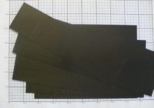 CFK Platte Kohlefaser Carbon Platten Länge bis 150mm