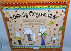 2017 Wall Calendar  FAMILY ORGANIZER Planning Calendar