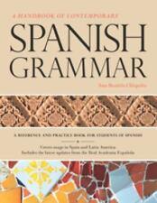 Handbook of Contemporary Spanish Grammar Student Edition w/ Supersite Code
