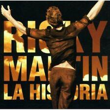 Ricky Martin - La Historia CD Columbia