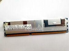 New Hynix 64GB DDR3 8Rx4 PC3L-10600L 1333 MHz 240Pin ECC REG HMTA8GL7AHR4A-H9 MC