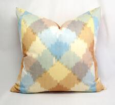 Ikat pillow cover Throw Pillow Decorative pillow, pillows, ikat pillows, top