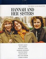 Hannah and Her Sisters (2013, Blu-ray NIEUW) BLU-RAY/WS