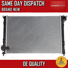 MINI COOPER / ONE R50 R52 R53 2001>2007 RADIATOR WITH AIR CON -STRAIGHT TOP HOSE