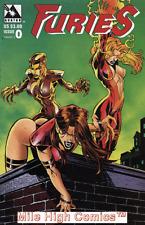 FURIES (1997 Series) (#0) (AVATAR PRESS) #0 COVER B Near Mint Comics Book