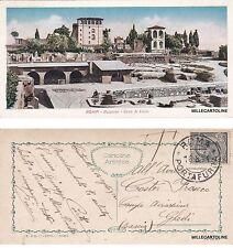 # ROMA:  PALATINO- CASA DI LIVIA- annullo Roma-Portafurba   1924