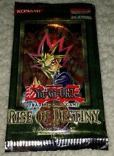 YuGiOh! 1st Edition First Ed Rise Of Destiny Booster Pack! RARE! Yu-Gi-Oh