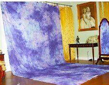 Vintage Tie-Dye Amvona Professional Photography Studio Backdrop 10x16 Muslin