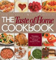 The Taste of Home Cookbook with CD-Rom by Reader's Digest Book The Fast Free