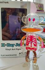 New Paul Frank Julius Vinyl Art Play Imaginative Figure  - X-Ray Edition