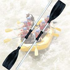 1pair Heavy Duty Telescopic Detachable Aluminum Oars Paddles Boat Marine Kayak
