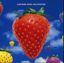 Lightning Seeds - Jollification (cd Epic 1994) VERY GOOD