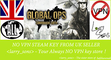 Global OPS: Commando LIbya Steam Key NO VPN REGIONE GRATIS UK Venditore