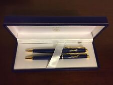 Waterman Citigroup Pen Pencil Set Exclusive Limited Edition Rare Collectible