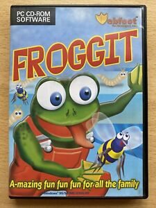 Froggit PC CD-ROM