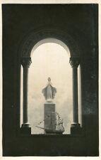 Carte PHoto à identifier Sainte Vierge Chapelle maison Chef d'oeuvre Albert Rozé