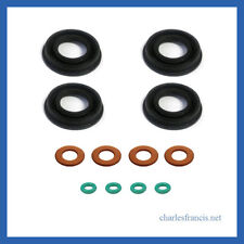 FIAT DUCATO DIESEL INJECTOR SEAL + WASHER + RETURN  O-RING X 4