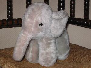 Dutch Holland 9 Inch Vintage Elephant Plush