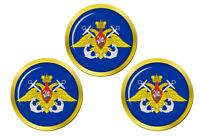 Russe Marine Marqueurs de Balles de Golf