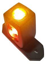 LED 12V 24V Distanzleuchten Seitenmarkierungsleuchten Anhänger Rot Gelb Weiß