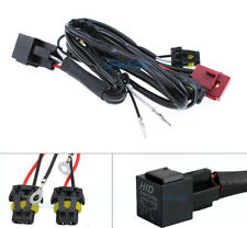 75W/100W H8 H11 880 Type Relay Wiring Harness for HID Kit Installation Battery