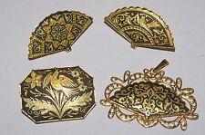 lot de bijoux en or de Tolède