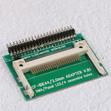 IDE 44 Pin Male to CF Compact Flash Male Adapter Connector YEHN