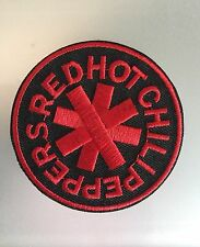 RED HOT CHILLI PEPPERS ☆ IRON / SEW ON PATCH. Concert Rock Band 90's Music