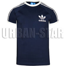 Adidas Men's Originals California TShirt Crew Neck Retro Cotton T-Shirt S M L XL
