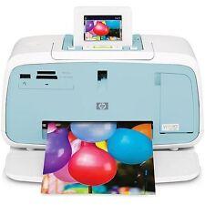 HP Photosmart A532 Photo Printer - Color Inkjet - 27 Second Photo - 4800 x 1200