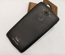 Rear Battery Back Door Case Cover For Motorola Droid Turbo XT1254 XT1225 Black
