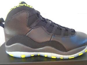 Nike Air Jordan 10 Retro GS trainers 310806 033 uk 5.5 eu 38.5 us 6 Y NEW+BOX