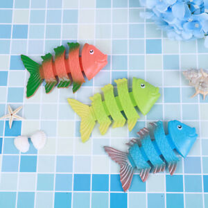 3pcs Throwing Toy Swimming Pool Diving Game Torpedoes Children Dive Sticks Toy*