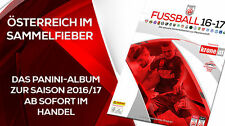 Panini Fussball Bundesliga 16-17 Österreich