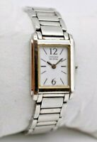 Women's CITIZEN Eco-Drive Stainless Steel Watch, Analog, Silver Tone EW9240-54A