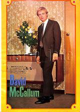 1967, David McCallum / Mylene Demongeot Japan Vintage Clippings 1sc4