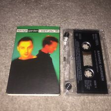 Savage Garden  I Want You '98 CASSETTE SINGLE 2 tracks Euro House Synth-pop